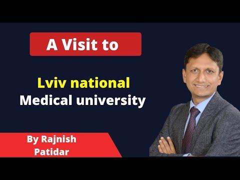 Lviv National Medical University, Ukraine | MBBS in Ukraine | Top Medical University in Ukraine