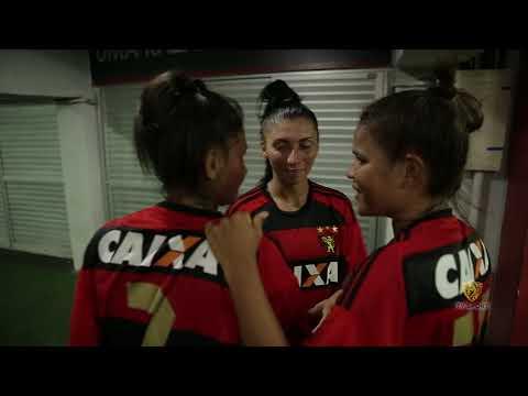 Bastidores - Sport 8x0 Pinheirense 2018
