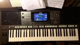 Comparison of EQ settings Yamaha PSR S770