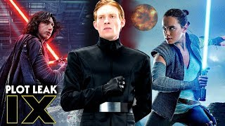 Star Wars Episode 9 Plot Leak! Potential Spoilers (Warning)