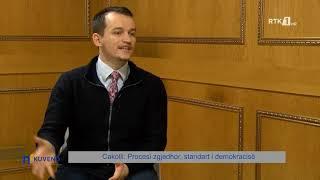 n`Kuvend - Cakolli: Procesi zgjedhor, standart i demokracisë 25.02.2021
