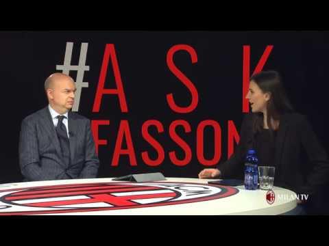 #AskFassone Live Q&A