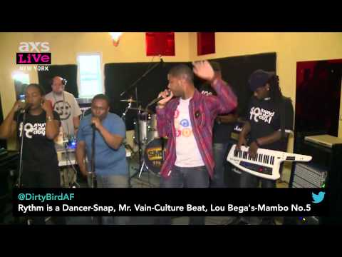"Substantial Performs ""See Hear"" on AXS Live"