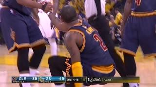 Quarter 2 One Box Video :Warriors Vs. Cavaliers, 5/31/2017