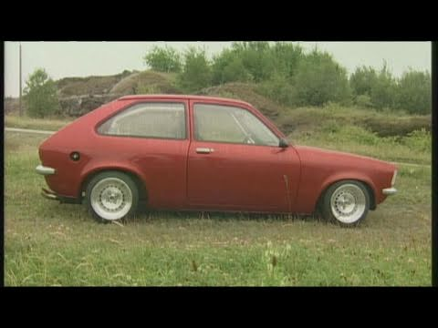 Customized Opel Kadett C City