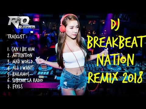 DJ ATTENTION VS CAN I BE HIM BREAKBEAT NATION REMIX 2018 MANTAP JIWA !! Mp3