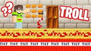 Press The RIGHT BUTTON Or DIE! (Minecraft)