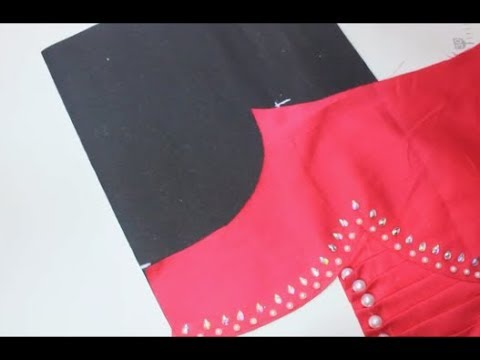 How To Draw Sleeves Only With Armhole Simple & Trick To Follow(DIY)
