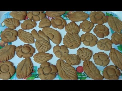 Peanut Butter Cookies. Recipe to Good Friday and Easter Sunday.