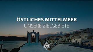 MSC Cruises: Kreuz und quer durchs östliche Mittelmeer