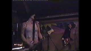 The Distillers Live in Belgium 2001 2/3