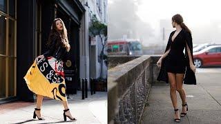 Canon RF 50mm F1.2 L EOS R Shein Fashion Portraits W/ @rosinashakirova