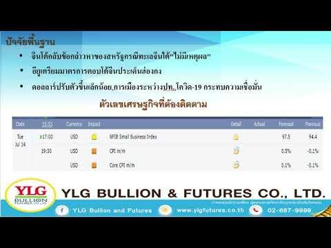 YLG Gold Night Report ประจำวันที่ 14-07-2020