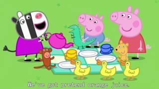Peppa Pig 粉紅豬小妹 第二季【中文版 01】 高清HD