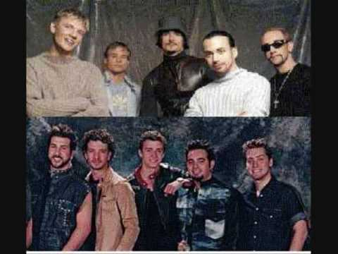 BackStreet Boys Feat-  *NSYNC This i Promise you with Everything i am