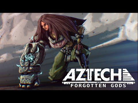 Aztech: Forgotten Gods : Extended Gameplay Trailer