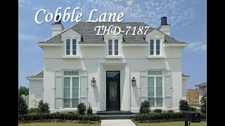 Tour Of Midsize European House Plan | THD-7187