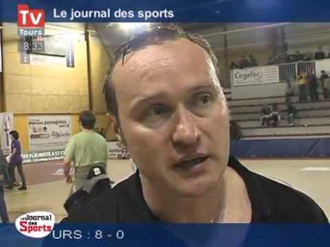 Le SC Touraine Handball tombe contre Cesson Sevigné