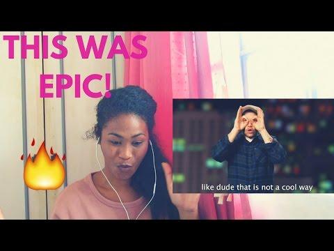 Nice Peter vs EpicLLOYD   Epic Rap Battles of History Season Finale | Reaction