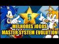 Os 5 Melhores Jogos Do Master System Evolution