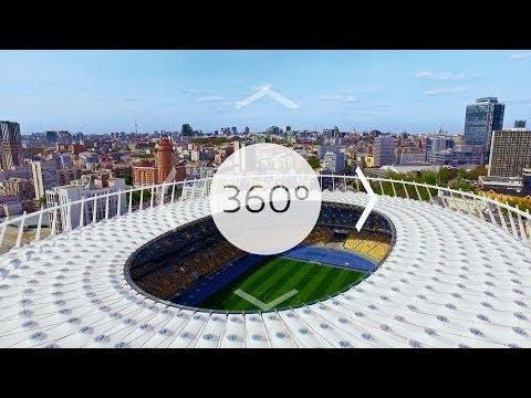 """НСК """"Олимпийский"""". Моя страна 360"""