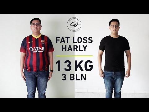 Cara menurunkan berat badan 10 kg per menu diet bulan untuk setiap hari