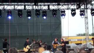 John Mellencamp Deep Blue Heart Live in Dayton Ohio The Bob Dylan Show Summer Tour 2009