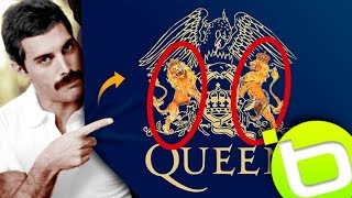 Que Significa el Logo de Queen que Diseñó Freddie Mercury