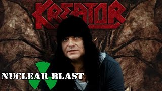 KREATOR - Gods Of Violence - Horror Films (OFFICIAL INTERVIEW)