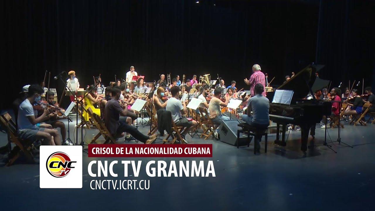 Ofrecerá concierto de lujo Proyecto Orquesta Sinfónica de Granma