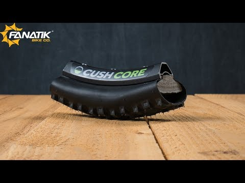 Cush Core Tire Insert Review at Fanatikbike.com