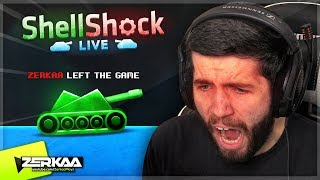This Game Made Me RAGE QUIT 3 Times! (Shellshock Live)