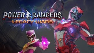 POWER RANGERS : LEGACY WARS : ИГРА НА АНДРОИД