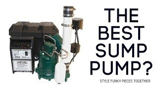The Best Sump Pump? - An Engineers Review