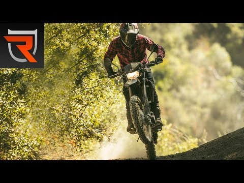 2018 Kawasaki KLX250 First Test Review Video | Riders Domain