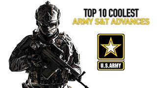 Top 10 Coolest Army Science and Technology Advances of 2019!