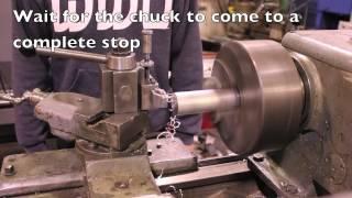 Basic Turning on a Manual Lathe