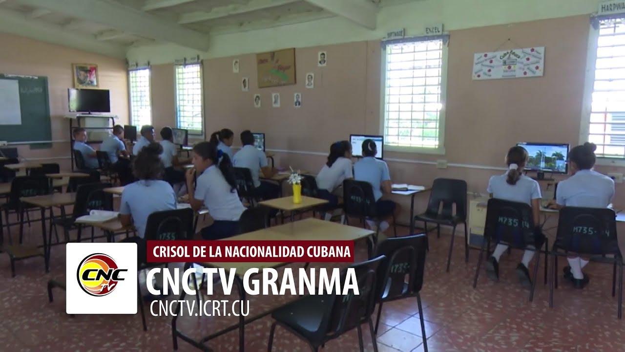 Granma exhibe significativos resultados en el sector de la Educación