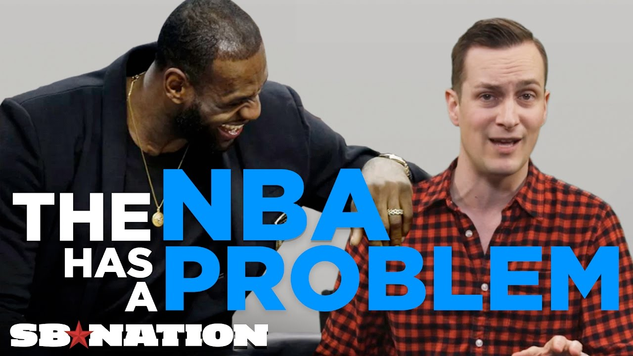 The real problem with NBA players resting thumbnail
