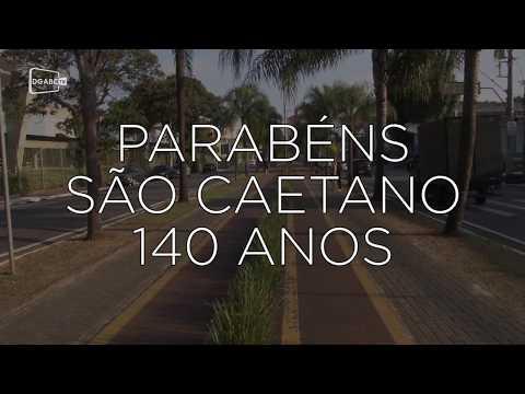 São Caetano celebra 140 anos com missa e atividades; veja vídeo