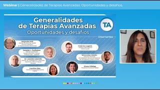 Generalidades de Terapias Avanzadas | Webinar