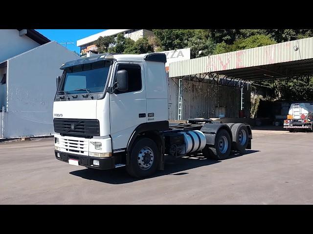 Vídeo do caminhão FH380 6x2