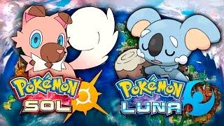Rockruff  - (Pokémon) - POKÉMON SOL Y LUNA: PRIMER GAMEPLAY DE