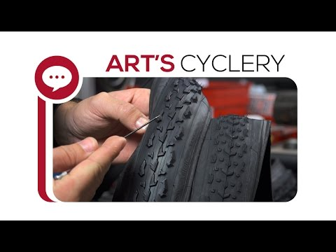 Ask a Mechanic: Selecting Cyclocross Tires
