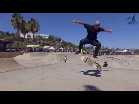 2018 San Clemente Open Skate Contest | DJI Mavic 2 | Ronin-S | Osmo