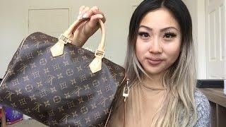 Louis Vuitton Reveal 2016 & How I pack Speedy B 30