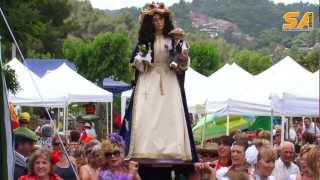 preview picture of video '100612 Romeria 2012 de Sant Andreu de la Barca'