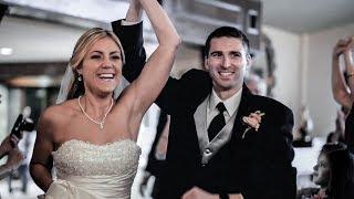 Sarah & Michael tie the knot | Wedding Video | Portland, CT