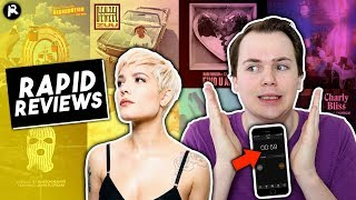 RAPID REVIEWS: Halsey, Remo Drive, Denzel Curry, Matt Bellamy, Weyes Blood | June 2019