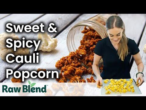 How to Make Sweet and Spicy Cauli Popcorn!